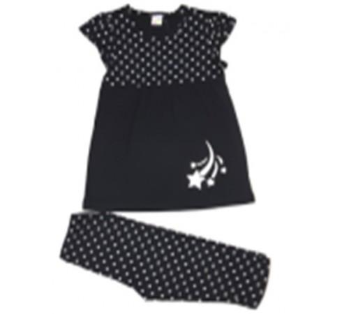 Комплект футболка (туника) и шорты для девочки M004