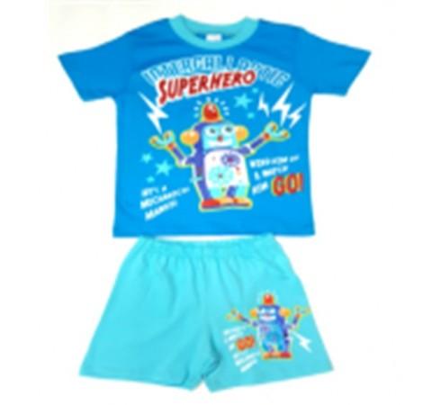 Комплект футболка и шорты для мальчика M005