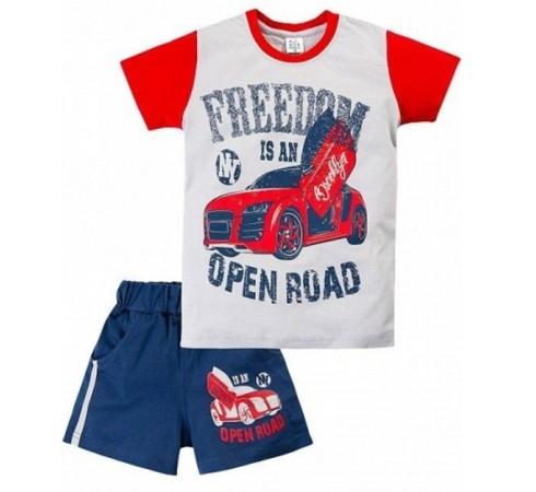 Комплект футболка и шорты для мальчиков M116