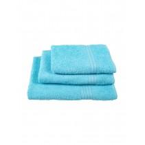 Набор махровых полотенец Классика 40х65 50х90 и 70х130 арт-12299415 (3 шт)