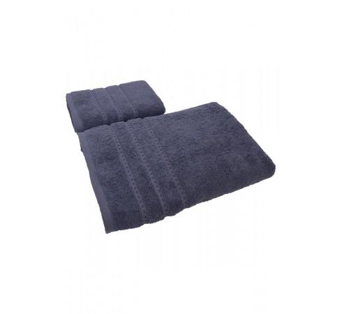 Набор махровых полотенец Классика 50х90 и 70х140 арт-12682335 (2 шт)
