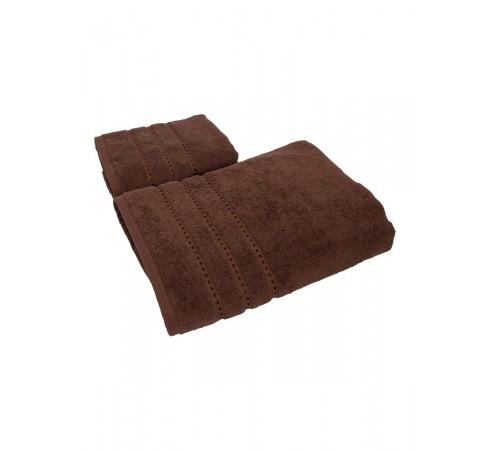 Набор махровых полотенец Классика 50х90 и 70х140 арт-12682336 (2 шт)