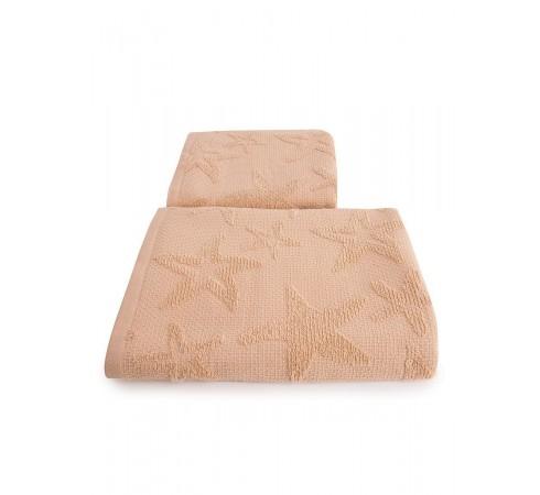 Набор махровых полотенец Морские звездочки 50х90 и 70х140 арт-13285072 (2 шт)