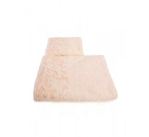 Набор махровых полотенец Морозные узоры 50х90 и 70х140 арт-12912241 (2 шт)
