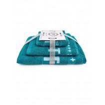 Набор махровых полотенец Спорт 30х60 50х90 и 70х140 арт-13176138 (3 шт)