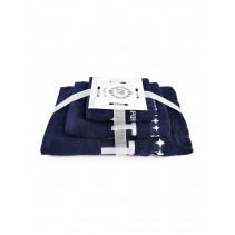 Набор махровых полотенец Спорт 30х60 50х90 и 70х140 арт-13176143 (3 шт)