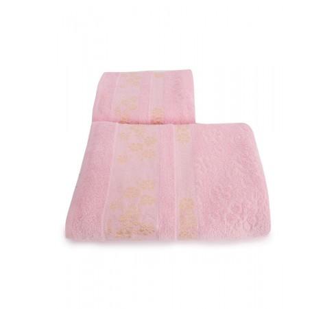 Набор махровых полотенец Бамбук и цветущая сакура 50х90 и 70х140 арт-13176147 (2 шт)