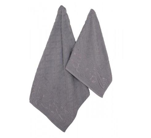 Набор махровых полотенец Лагуна М 50х90 и 70х140 арт-12682333 (2 шт)