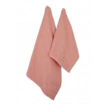 Набор махровых полотенец Лагуна М 50х90 и 70х140 арт-12682332 (2 шт)