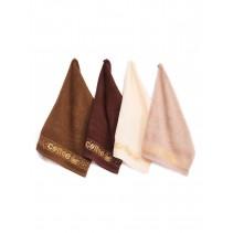 Набор махровых кухонных полотенец Coffe 30x60 арт-12898591 (4 шт)