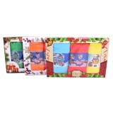 Набор махровых полотенец 35x60 арт-КрНГ5-3П