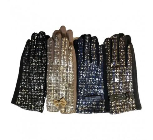 Перчатки женские 23x7 арт-В017-2