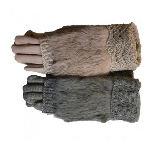 Перчатки женские 23x7 арт-В017-1