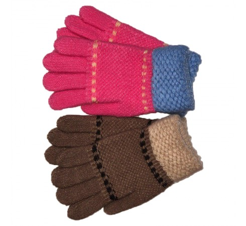 Перчатки подростковые 18x8 арт-1-7
