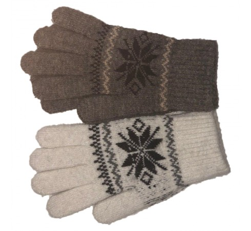 Перчатки женские 20x10 арт-15-12