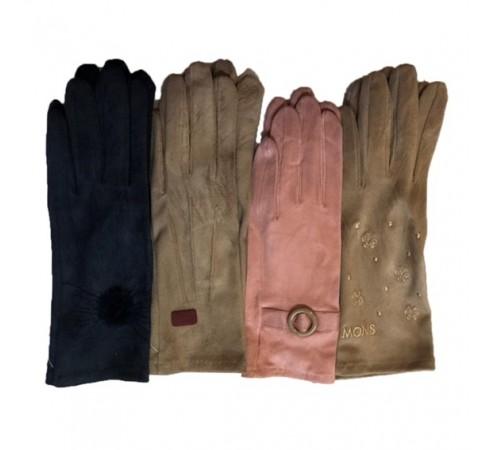 Перчатки женские 24x7 арт-1з