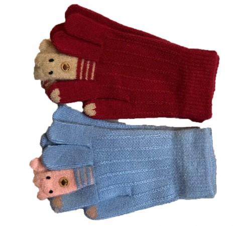 Перчатки подростковые 17x7 арт-С-5208