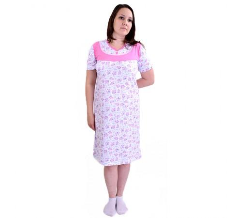 Ночная сорочка женская 58-68 р-р (великан) арт-Ф0156