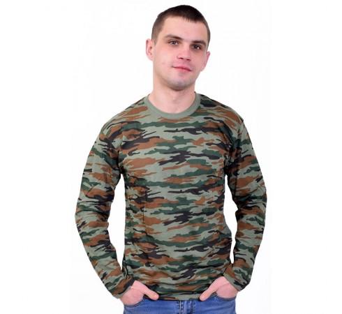 Джемпер мужской камуфляж 48-56 р-р  арт-12115-2