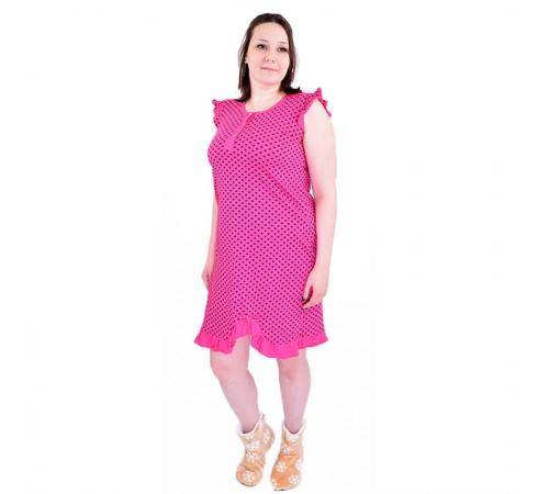 Ночная сорочка женская 48-56 р-р арт-М-06