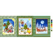 Полотенце вафельное Волшебный праздник 60x45 ПВ0524