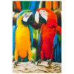 Полотенце вафельное пляжное арт-12169П