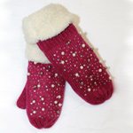 Детские и подростковые варежки, перчатки