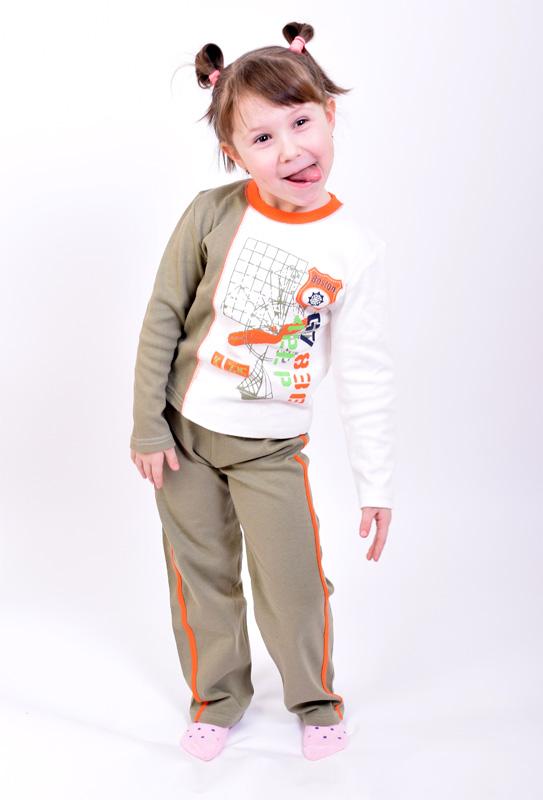 Пижама детская № 043