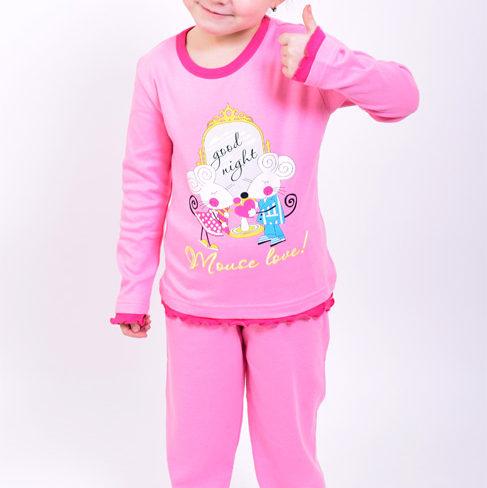 Пижама детская № 044