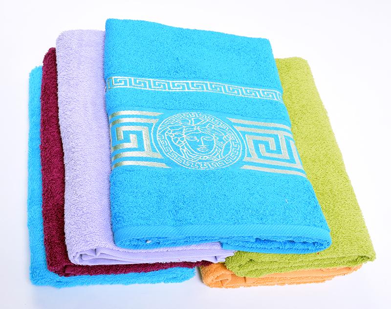Купить пляжные, круглые, кухонные, банные полотенца