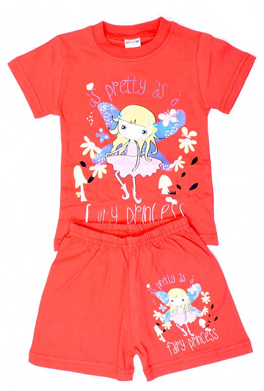 Комплект детский д/д (футболка+ шорты) арт. КДД1