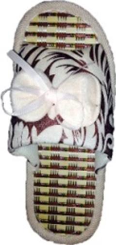 Тапочки домашние женские арт. ТДж-6