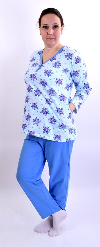 Пижама женская арт. 5009 (начес)