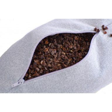 Подушка «Лузга Гречихи» 50*50 сумка ПВХ ПЛГ-50