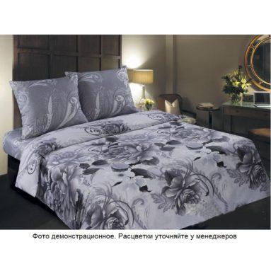 КПБ Поплин «АЭлита» 2-х спальный с евро простыней