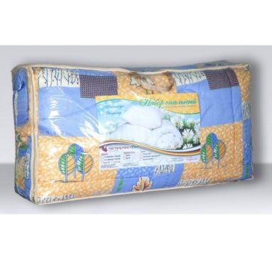 Набор «Лебяжий Пух» одеяло 200*220, подушки 68*68 сатин