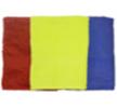 Полотенце махровое однотонное 50х90 (Вышивка Неделька)