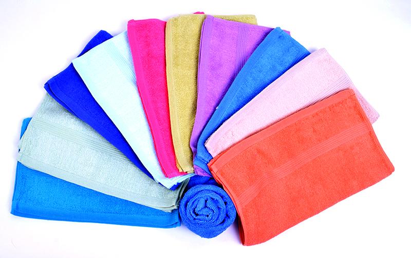 Купить махровые полотенца оптом