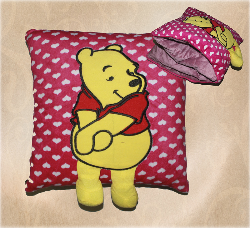 Подушка-одеяло